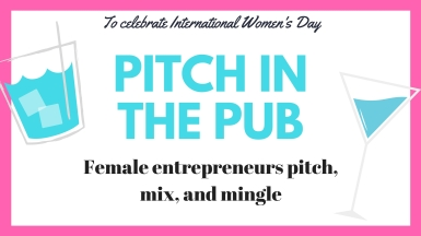 Pitch in the Pub, 7th March